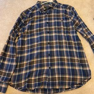 Woolrich flannel NWOT